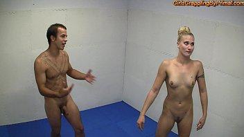 Naked Domination Wrestling