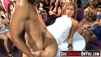 22 Cheating wives at underground fuck party orgy!36