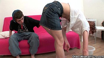 Can I fuck you mommy? 14 min