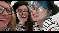 Color Me Bad-  Allie Addison, Lily Glee and Jewelz Blu