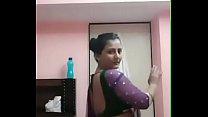 Busty pooja bhabhi seductive dance