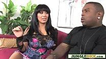 Whorish MILF Orally Pleasing y. Black Stud (Sienna West)