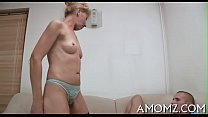 Sexy mature in a banging act