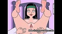 American dad cartoon porn