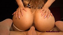 Perfect Ass Blonde Rides Big Cock For Her 4th Of July Celebration - Vanillaandcaramel