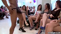 CFNM Blowjob Orgy With Beautiful Girls