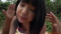 Superb outdoor sex with brunette Airi Minami