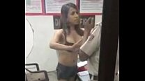 Nude Girl in Police Station - YouTube (360p)