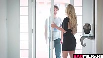 Karter Foxx and Cherrie Deville felling hot and horny