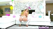 Big Wet Ass Girl (aj applegate) Take Deep In Her Round Behind video-02