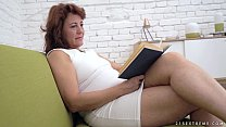 Hot old and young lesbians Minnie Manga and Red Mary