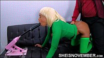 I Stole Step Dad Money, Now I Have To Pay. Pretty Black Step Daughter Msnovember Fauxcest Extreme Sex Machine Punishment. Nasty Hardcore BDSM Kink BJ And Cunt Violated , Huge Titties Areolas Close Up , While Her Mom Is Gone by Sheisnovember 4k