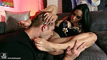 Esoteric Foot Erotica with Tia Cyrus