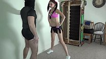 Cheeleader Queens Full Groin Grab and Punching Experience