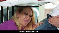 FamilyStrokes - MILF Step Mom (Kagney Linn Karter) Fucks StepSon