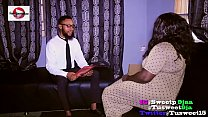 BBW Mrs Johnson squirts like rain as she fucks Lagos lawyer to close a court case (Hardcore,crazy fuck styles) helicopter style-SWEETPORN9JAA