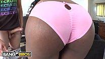 BANGBROS - Curvy Black Goddess Naomi Banxxx Interracial Fuck Sesh