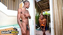 BANGBROS - Spying Pays Off For Busty Lola Chanel When She Finds Slimpoke Masturbating