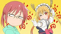 kobayashi-san chi no maid dragon audio latino cap 1