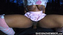 HD Ebony Rider With Large Hooters, StepDaughter Tame Step Dad Cock With Her Young Tight Pussy Outdoors At Night, Hot Geek Msnovember Secretly Grinding On Mom Husband Hard Deep Penetration,  While Her Huge Natural Titties Are Out Fauxcest On Sheisnovember