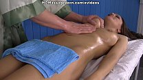 Dominika cannot help sucking and fucking her masseur