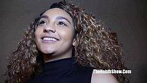 teen newbie Mila Mclaren fucks BBC stretch