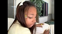 Ebony teen persuaded to be naughty - Ayacum.com