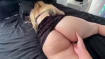 I caught my step daughter sleeping and fucked her (cum in her tits)