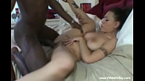 Exotic Interracial Lovers Feeling The Passion