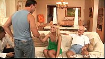 Blonde Swinger Wife Enthusiastic Cheater