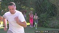 Brazzers - Brazzers Exxtra - Chasing That Big D scene starring Angela White Ava Addams Bridgette B a