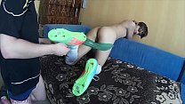 Teen soccer player gives me his legs and feet to enjoy