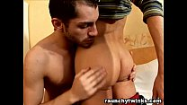 Gay Twink 1st Time Raw Bareback Anal