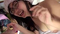 Homemade Asian exgf blowjob busty teen