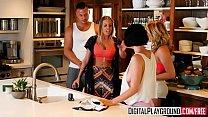 DigitalPlayground - Couples Vacation Scene 3 Britney Amber and Nina North and Chad White