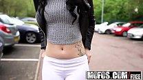 Mofos - Public Pick Ups - Cute British Chick Needs Cash starring  Dean Van Damme and Alessa Savage