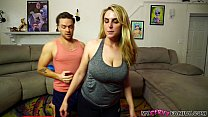 Busty Mom Gets Stretched Out by Big Dick Son
