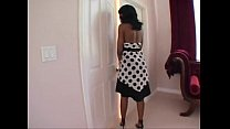 Nyomi Banxxx is the mama who turn Taylor Starr out-100p