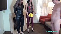 Dice Game: Nyssa Nevers and Savannah Fox BALLBUSTING Andrea Dipre' - PREVIEW