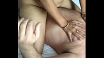 wife with friend  hubby record