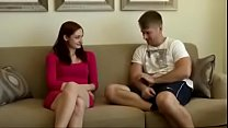 Violet Monroe in Step-daughter wants a baby