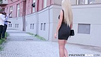 Private Black - Barbie Marilyn Kristal Dark DP'd By 2 BBCs!