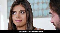 BadMILFS- Busty Teen (Ella Knox) Joins StepMom (Mckayla Cox) For Threesome