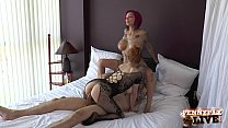 BTS 3Some Anna Belle Peaks, Penny Pax & Alex Legend Part 3