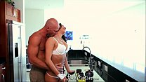 Pure Mature Asian housewife loves a creampie