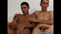 Luciano & Sergio fuck each other