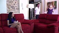 Anissa Kate, fucking with a libertine couple.