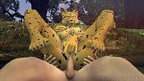 Radio4Active Furry/Scalie Animations Compilation (w/ Sound!)