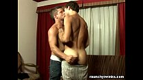 Bruno Gabriel Gets His Ass Fingered