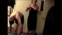 He bent my wife over